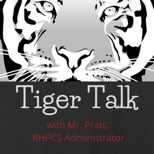 Recording of 2/2/2021 Tiger Talk with Mr. Pratt meeting ...